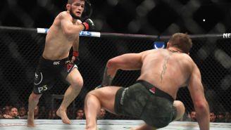 Khabib Nurmagomedov Savagely Taunts Conor McGregor On Instagram Following Win, McGregor Fires Back