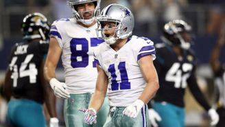 Cowboys Receiver Cole Beasley Dropped A Freestyle And Even Giants Fans Would Admit It's Fire