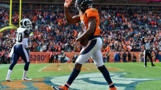 Emmanuel Sanders Rips 'Soft' NFL After Taunting Call May Have Been The Difference In A Broncos Loss