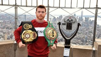 Canelo Alvarez Set To Be World's Highest Paid Athlete After Signing Insane 11-Fight Contract