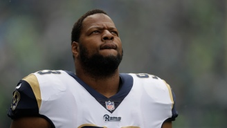 Ndamukong Suh Planned To Become A Pro Soccer Player But Quit For The Least Surprising Reason Ever