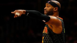 41-Year-Old Vince Carter Throwing Down A Windmill Dunk Makes Us Want Him In This Year's Dunk Contest