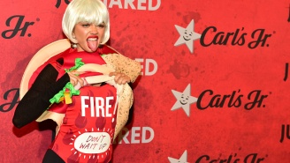 Best Celebrity Halloween Costumes: Ariel Winter As Pam Anderson, Rita Ora As Post Malone, Kendall Jenner And More