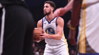 The NBA World Reacts To Klay Thompson Dropping 52 Points And Setting A Record With 14 3-Pointers