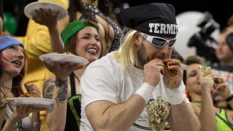 After 26 Deliciously Debaucherous Years, Wing Bowl Is Dead. Long Live Wing Bowl! – Relive The Best Moments