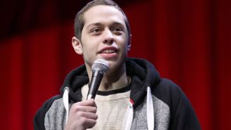 Pete Davidson Addresses Ariana Grande Breakup Onstage In His First Comedy Gig Since: 'I Don't Want To Be Here'