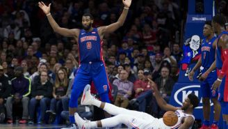 The Joel Embiid, Andre Drummond Beef Has Devolved Into Body Shaming