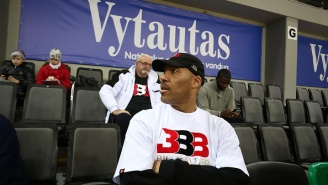 Several Players In LaVar Ball's JBA League Had To Confront League Executive About Getting Paid