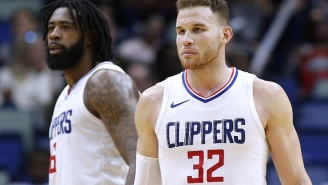 DeAndre Jordan Is Reportedly Dating Blake Griffin's Ex-Girlfriend Bethany Gerber