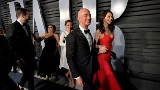 Jeff Bezos Lost $14 Billion After Microsoft Overtook Amazon As Second Most Valuable Company