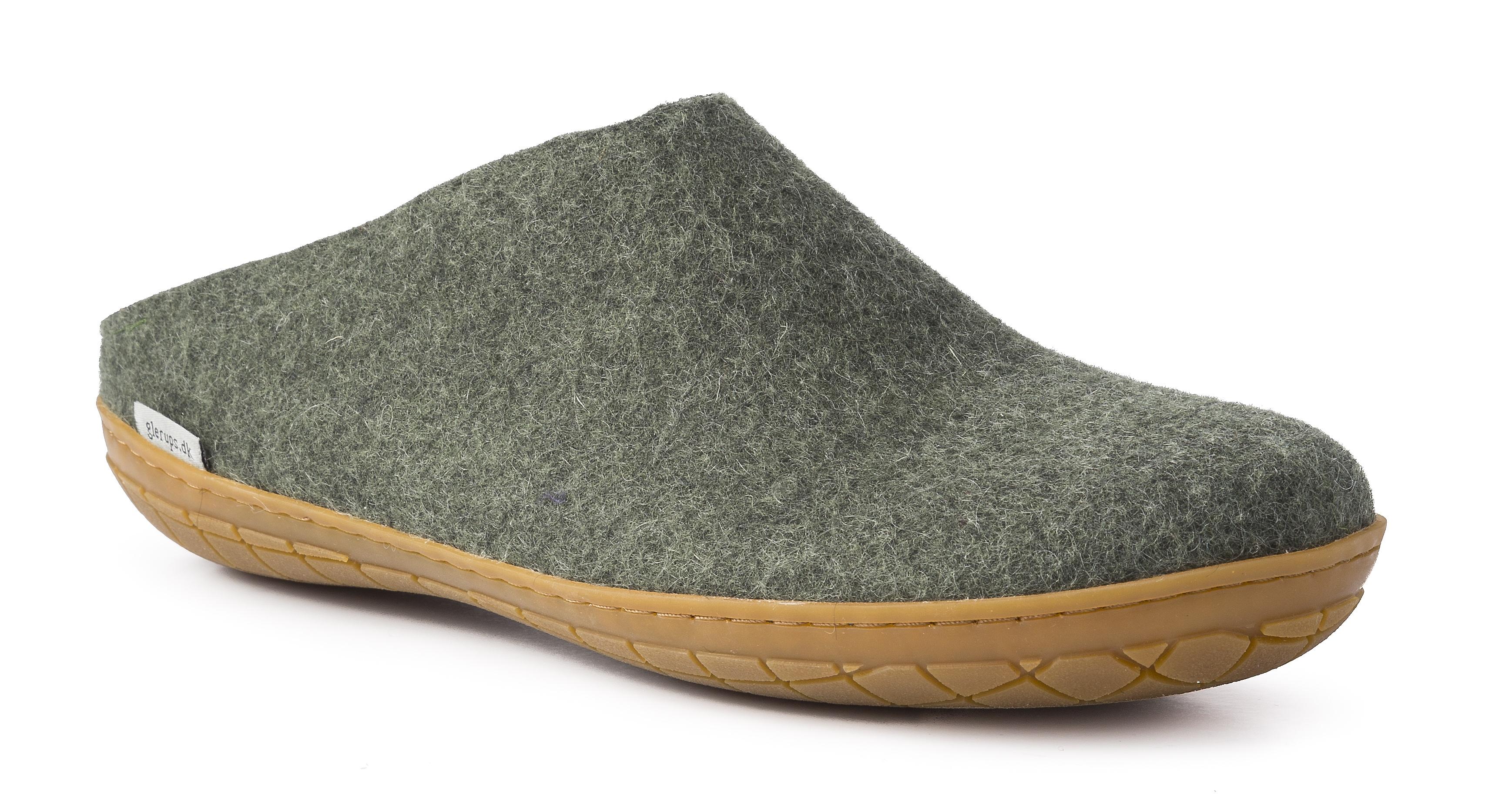 Indoor/Outdoor Merino Wool Slippers