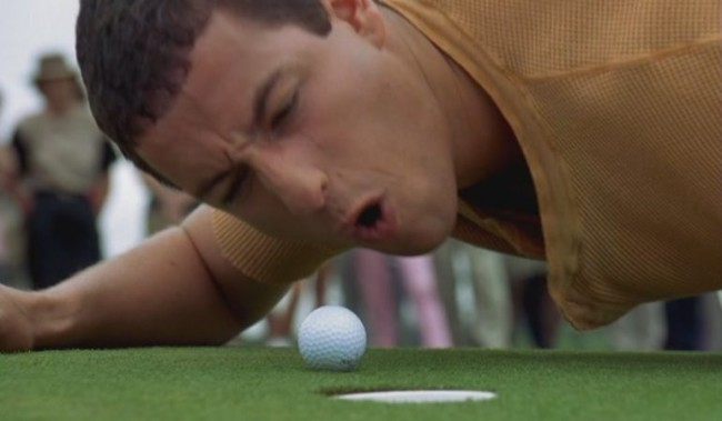 happy gilmore in two minutes