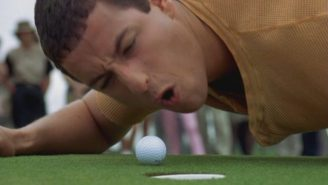 Adam Sandler And Chris McDonald Both Say They're In To Film 'Happy Gilmore 2'