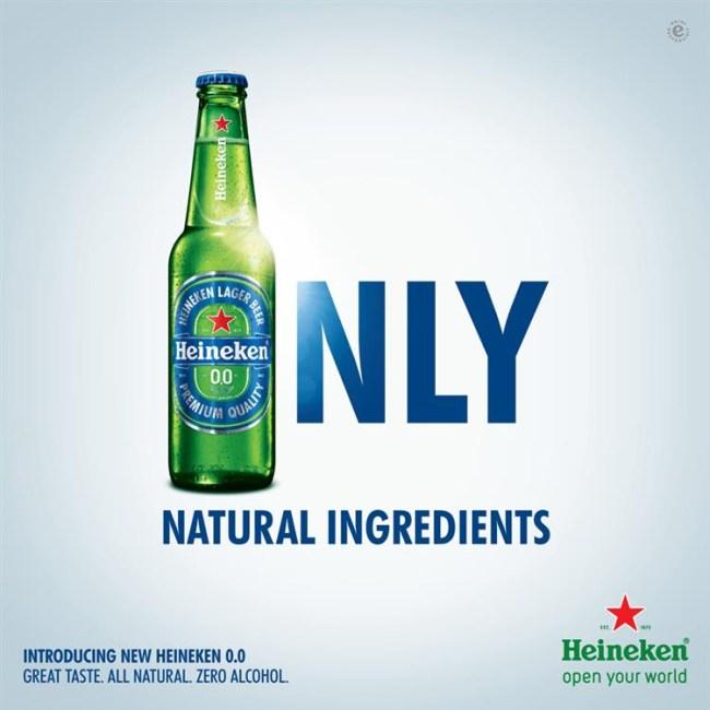 Heineken Non-Alcoholic Healthy Beer America