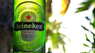 Will You Be Drinking This Non-Alcoholic All-Natural Beer Heineken Is Bringing To America?