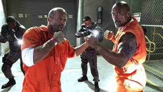 The Rock And Jason Statham Shared The First Set Images From 'Fast and Furious' Spin-Off 'Hobbs & Shaw'