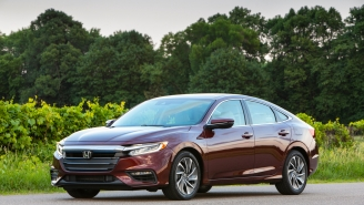 What If I Told You That A Hybrid Could Look Cool And Was Fun To Drive? Introducing The Honda Insight