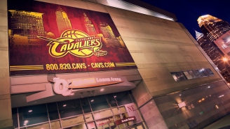 Tickets For A Post-LeBron Era Cavs Game Were So Cheap They Were Practically Giving Them Away