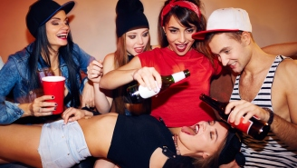 Science Finds Potential Cure For Binge Drinking Behavior