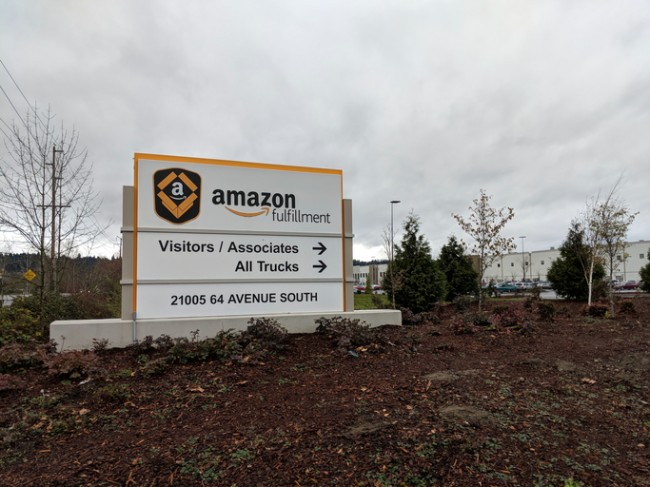 Amazon Chinese Spies