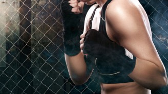 Female MMA Fighter Took Such A Brutal Beating It Looked Like She Was Growing A Second Head