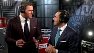 Jason Witten Is Being Dragged For Comparing Saquon Barkley To O.J. Simpson On 'MNF'