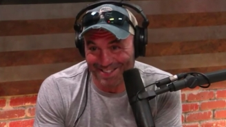 Joe Rogan Shares A Picture Of The Build-Out For His Texas Studio