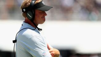 Jon Gruden Appears To Be The Only Person In The World Who's Shocked At How Good Khalil Mack Is