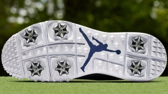 Jordan Brand Just Unveiled Some New Trainer ST G 'Blue' Golf Shoes We Must Cop