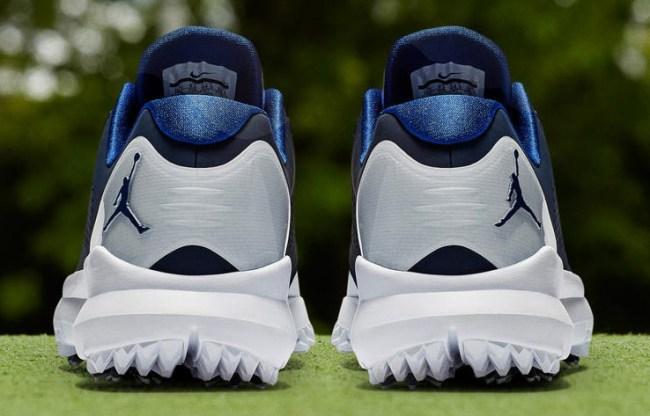 Jordan Trainer ST G Blue Golf Shoes