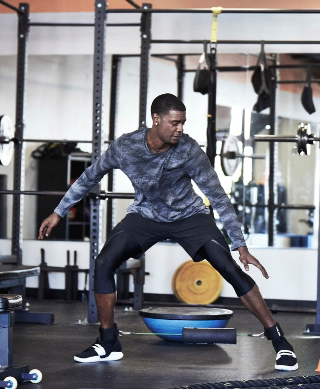 Josh Jackson Workout Regimen Under Armour