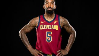 J.R. Smith Is Refusing To Talk To The NBA About His Supreme Tattoo For The Most J.R. Smith Reason Possible