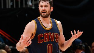 Kevin Love Says He Got A Technical For Saying The 'Whitest Thing' Possible
