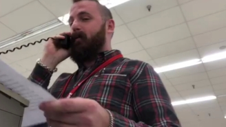 Kmart Employee Bids Farewell To The Store He Worked At For Over Half His Life In Awesome Viral Video