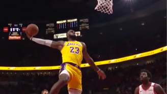 Nike's Newest LeBron James Ad Is Straight Up Awesome, No Other Way To Put It