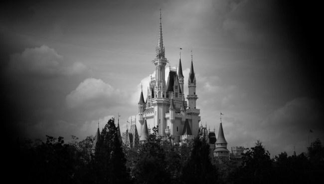 Legend People Scattering Ashes Disney World