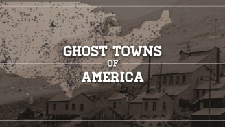 Interactive Map Reveals Over 3,800 Of America's Abandoned Ghost Towns, Check Out Pics Of The 10 Creepiest