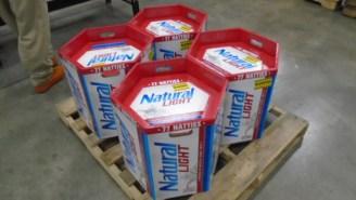 Natty Light's Bringing Back It's Massive 77-Pack For Spring Break In South Padre Island