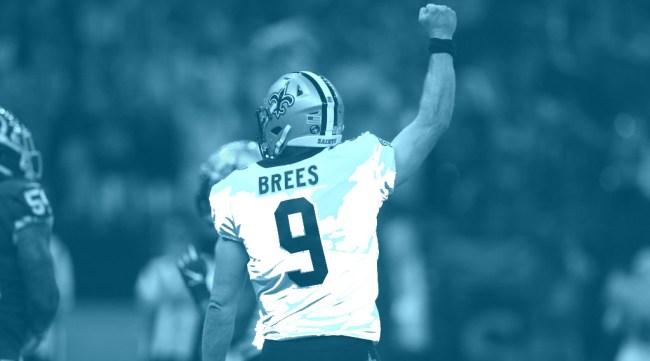 Miami Dolphins Passed Drew Brees Twice