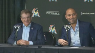 The Miami Marlins' New Logo May Have Leaked (And It's Pretty Uninspiring)