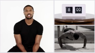 'Creed 2' Star Michael B. Jordan Shared What A Typical Day Is Like And It Sounds Pretty Good