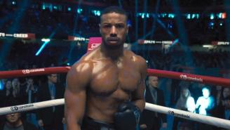 Here's The Workout Michael B. Jordan Used To Get Ripped For 'Creed 2'