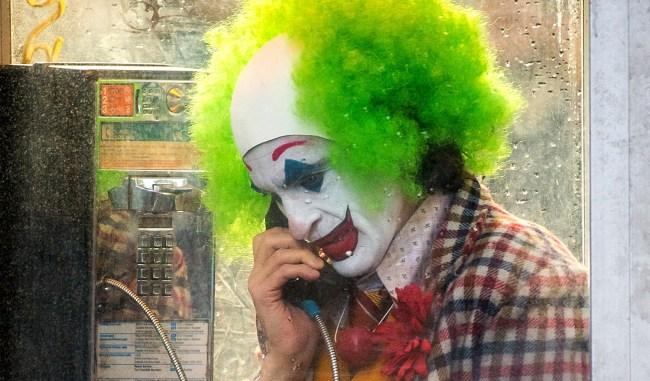 New Footage Pics Joaquin Phoenix Joker