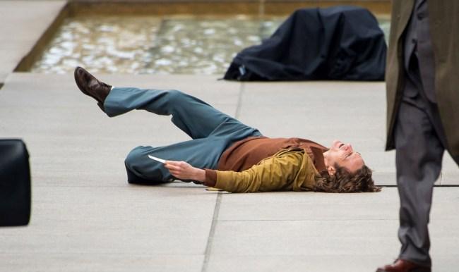 New Pics Footage Joaquin Phoenix Joker