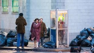 New Set Photos Show More Of Joaquin Phoenix And Zazie Beetz Filming The 'Joker' Movie