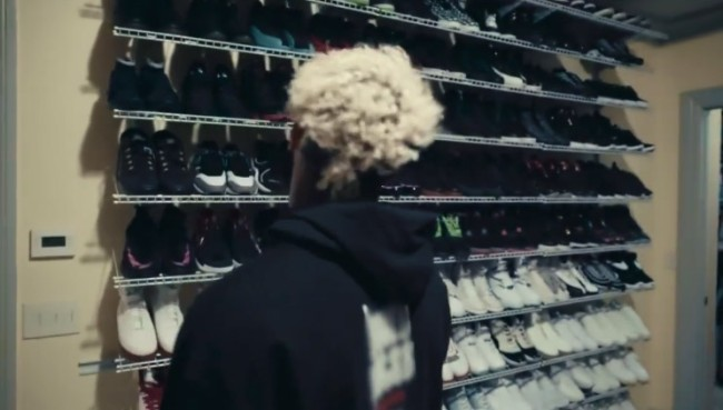 odell beckham sneaker collection