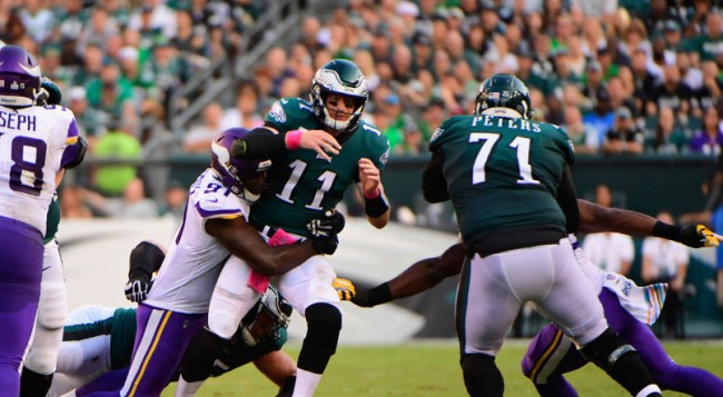Philly Sports Analyst Eagles Cut Off