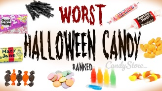 Survey Of Over 40,000 People Reveals The Ultimate Ranking Of Worst, And Best, Halloween Candy