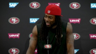 Richard Sherman's Pro Bowl Snub Cost Him A Ton Of Incentive Money, So He's Gotta Be Pissed