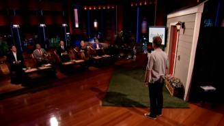 Rejected 'Shark Tank' Entrepreneur Returns To Show As An Investor After Amazon Bought His Company For $1 Billion